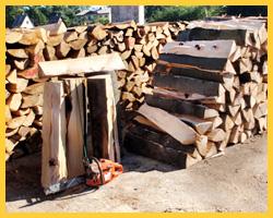 Metrové dřevo